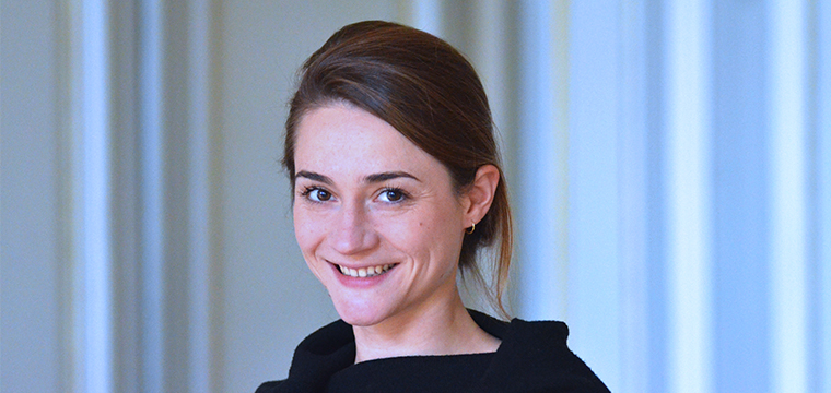 Cécile Lelasseux-Bonaventure, soprano