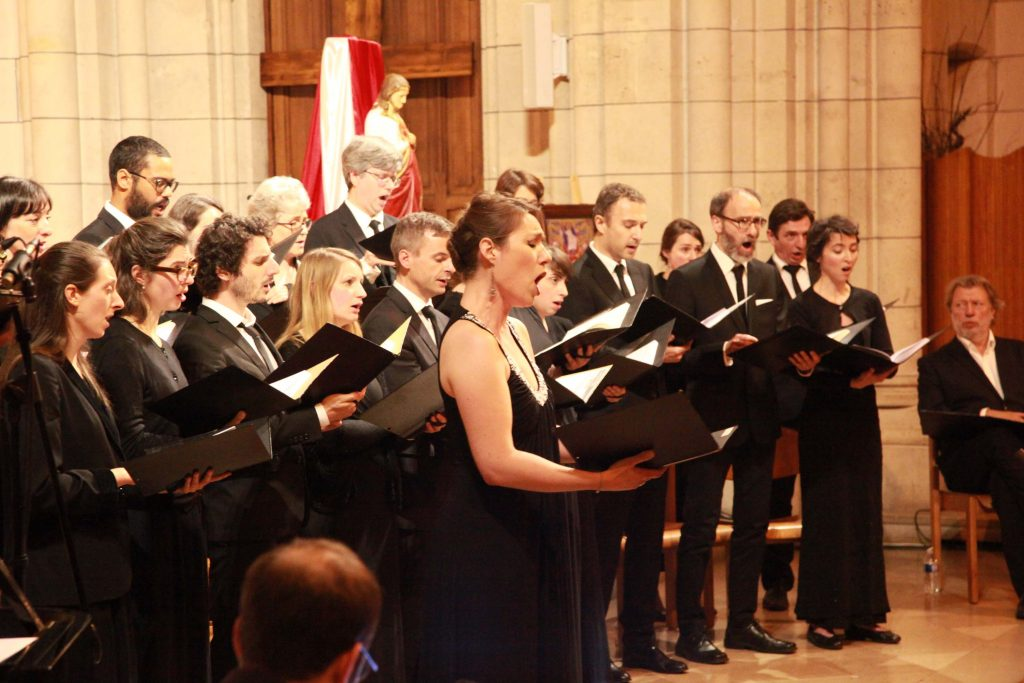 Petite Messe solennelle - Église Notre-Dame-du-Liban